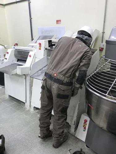 servicio de mantenciones industriales