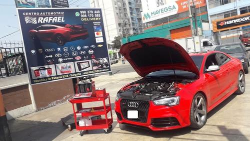 servicio de mantenimiento mecánico de vehiculos