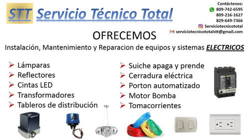 servicio de mantenimiento residencial y comercial