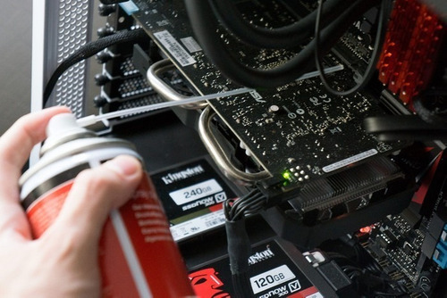servicio de mantenimiento y soporte técnico.