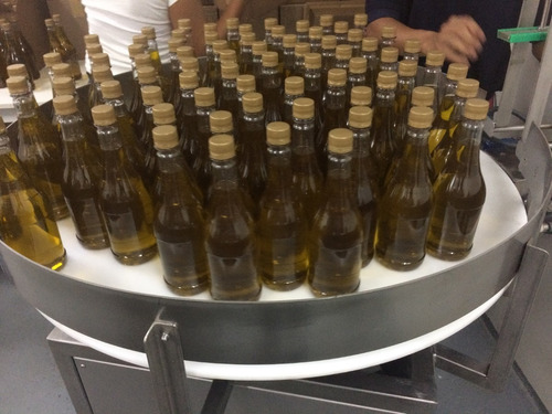 servicio de maquila de envasado de aceites vegetales
