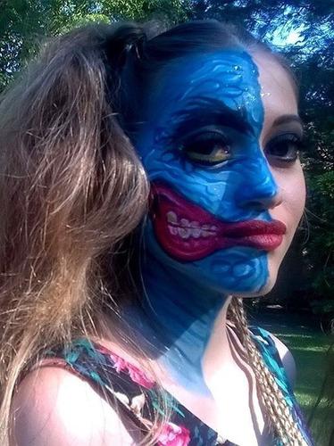 servicio de maquillaje artístico, social y peinados
