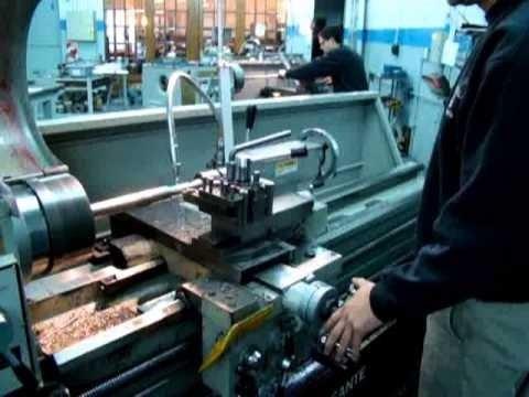 servicio de maquinado y producción