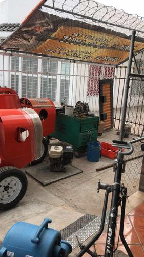 servicio de maquinaria ligera para la construccion