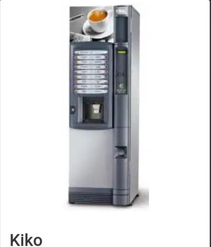 servicio de máquinas expendedoras, sin costo de alquiler