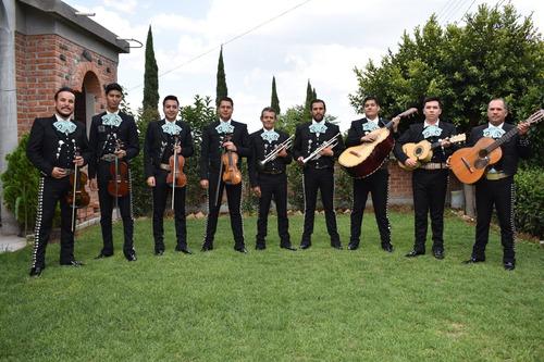servicio de mariachi, serenatas, bodas, cumpleaños etc.