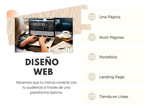 servicio de marketing páginas web, mantenimiento y seo