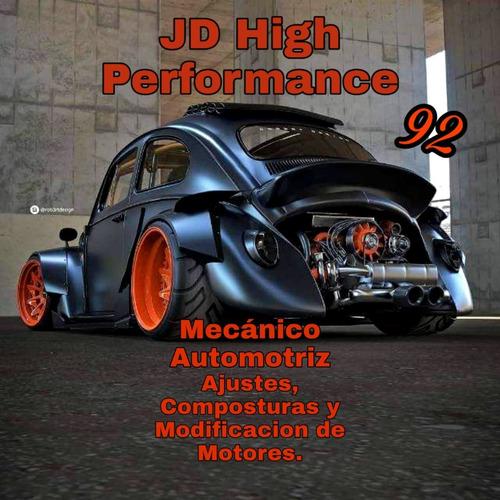 servicio de mecánico jd
