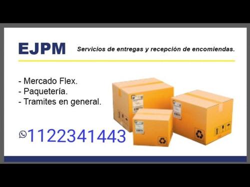 servicio de mensajería delivery