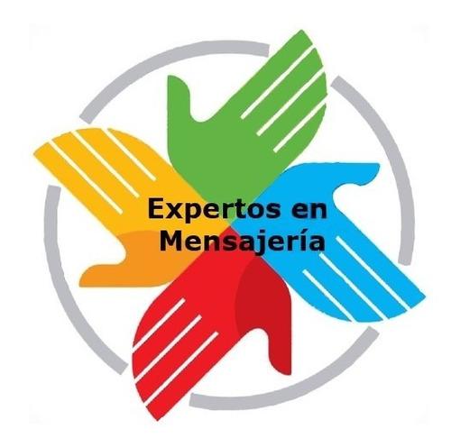 servicio de mensajería empresarial y personal
