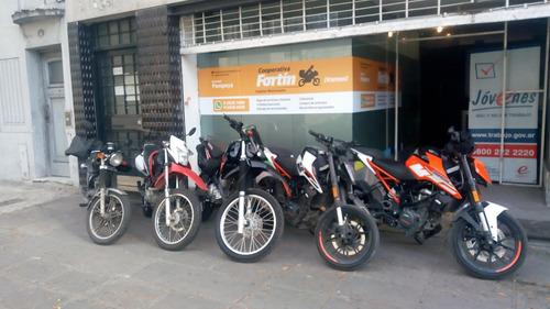 servicio de mensajeria en moto envío flex mensajería caba