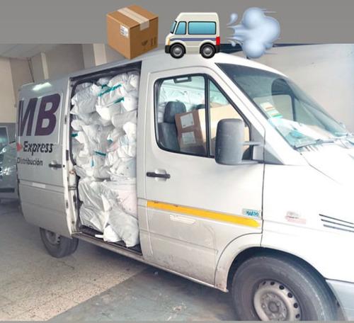 servicio de mensajería mercado envíos flex paqueteria