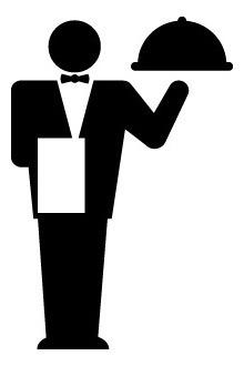 servicio de meseros / barman