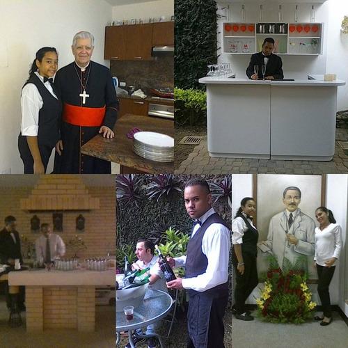 servicio de mesonero ejecutivo a domicilio