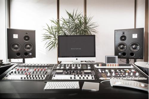 servicio de mezcla y/o masterización