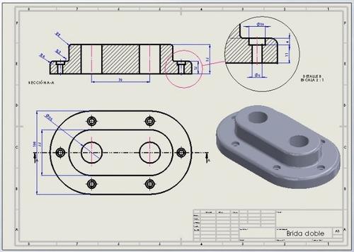 servicio de modelado 3d, impresion 3d, render, planos 2d etc