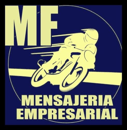 servicio de moto-mensajeria -zona oeste- envios a caba y gba