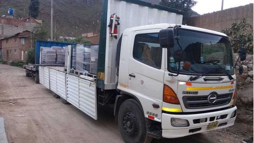 servicio de mudanzas-transporte de carga-taxi carga-fletes