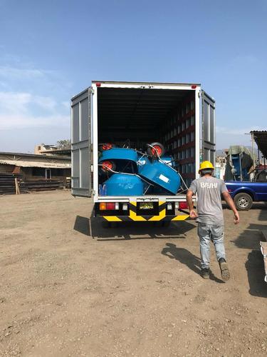 servicio de mudanzas y carga  en general