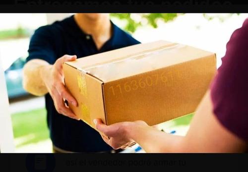 servicio de paquetería/mensajería/puerta a puerta/miniflete