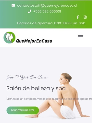 servicio de peluqueria belleza & spa a domicilio