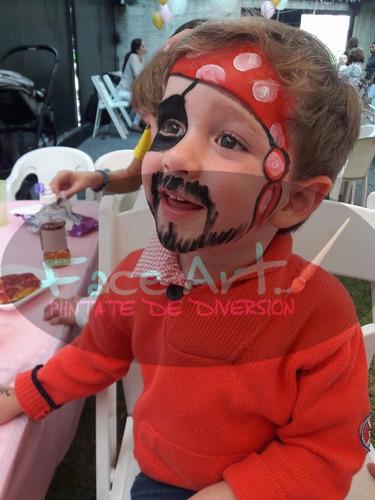 servicio de pintacaritas renta de caballetes infantiles