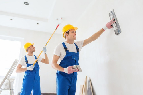 servicio de pintores de obra casas departamentos en córdoba