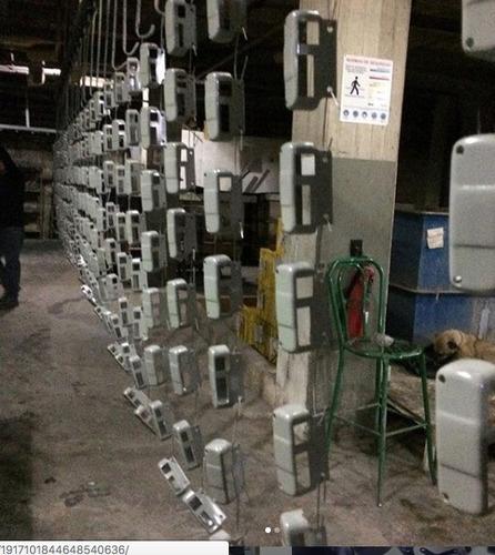 servicio de pintura electrostatica en polvo