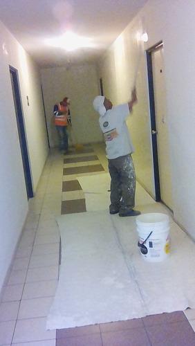 servicio de pintura en general, todo tipo de acabado.