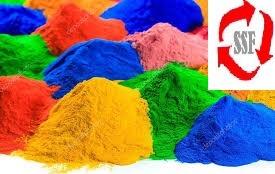 servicio de pintura en polvo bajo aplicacion electrostatica