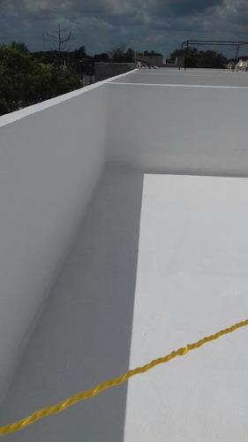 servicio de pintura impermiabilizacion
