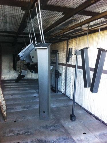 servicio de pintura para parachoques,rack de techo,estribos