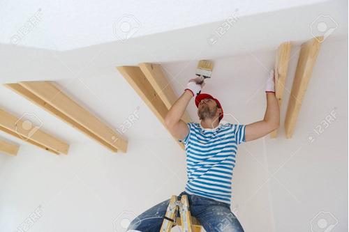 servicio de pintura y restauración de espacios