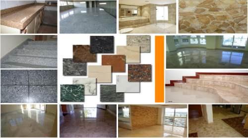 servicio de pisos en granito y marmol
