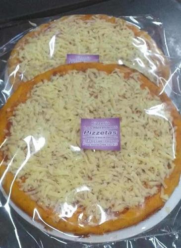 servicio de pizza y chivitos