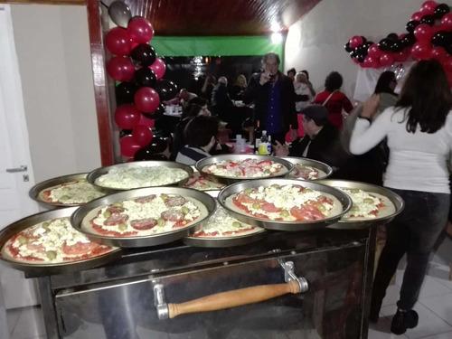 servicio de pizzas para te evento