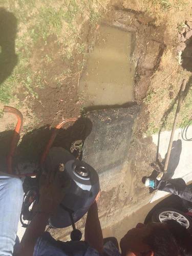 servicio de plomeria y destapes de caños ,drenajes