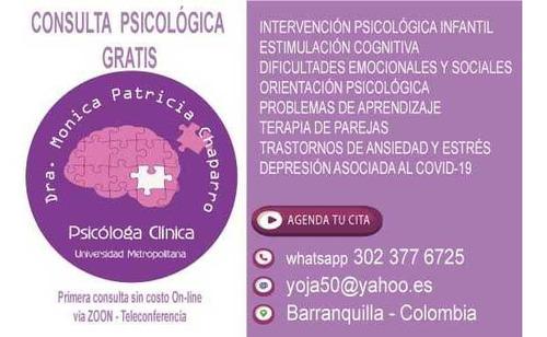 servicio de psicología virtual