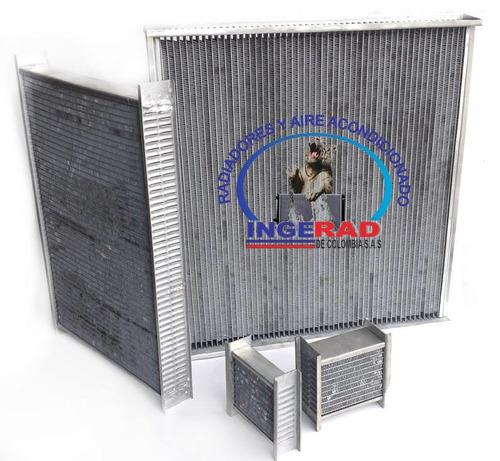 servicio de radiadores y aire acondicionado