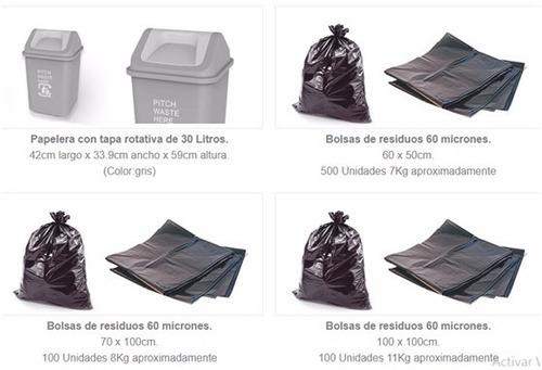 servicio de recolección de residuos habilitados por imm