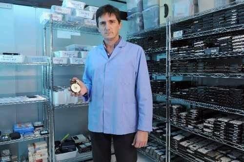 servicio de recuperación de datos de discos duros dañados