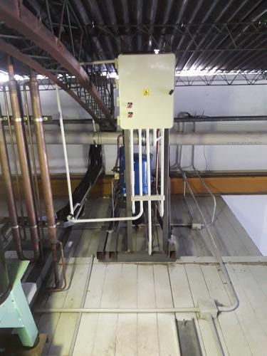 servicio de refrigeración industrial camaras frigorifica
