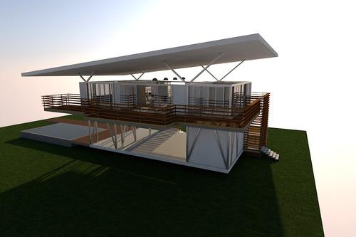 servicio de renders de proyectos arquitectónicos.