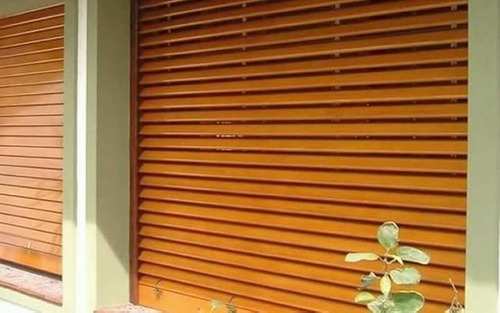 servicio de reparación cortina/persiana de madera y metálica