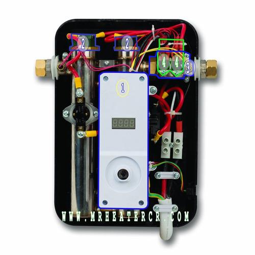 servicio de reparación de calentador de agua ecosmart