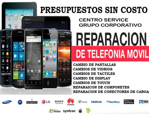 servicio de reparacion de celulares xiaomi samsung lg sony