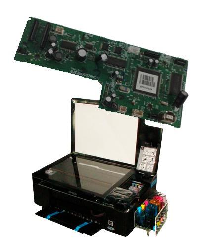 servicio de reparación de tarjetas lógicas epson
