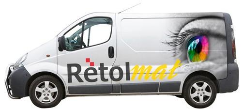 servicio de rotulado de vehiculos