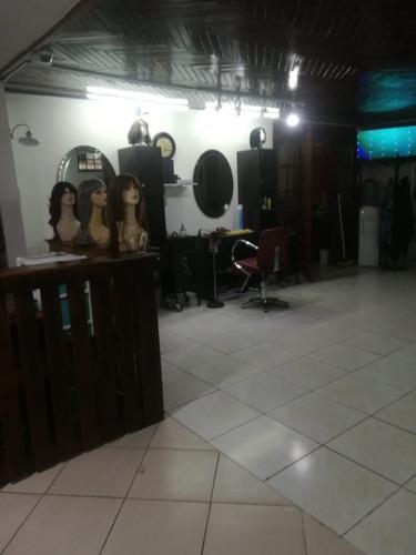 servicio de salon de belleza