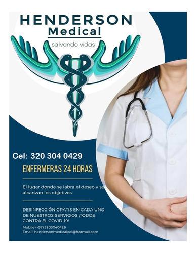 servicio de salud a domicilio